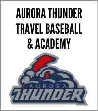 Aurora Thunder Travel Baseball Team Aurora IL