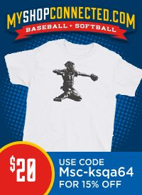 Youth baseball catcher t-shirt