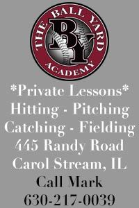 Ballyard Baseball and Softball Academy Carol Stream IL