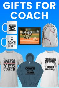 MyShopConnected Coaches Baseball gifts and accessories