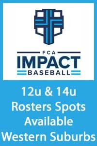 Impact Youth Baseball Western Suburbs Looking for 13u and 14u Players
