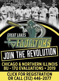 Youth Baseball Tryouts ages 8u to 18u in Northern Chicago
