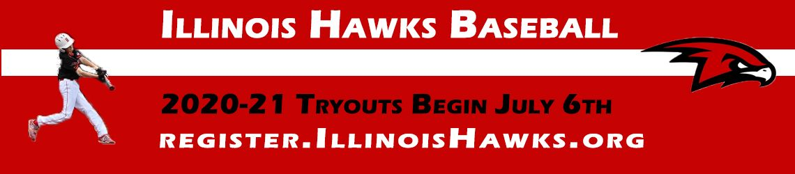 Illinois Hawks baseball and softball tryouts