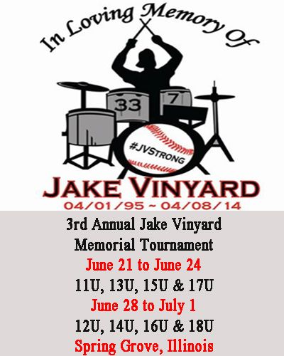 Jake Vinyard JV Strong 3 Annual JV Strong Memorial Tournament