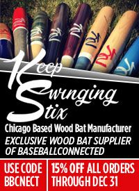 Keep Swinging Stix Wooden Baseball Bats 15% sale