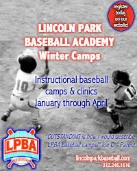 Lincoln Park Baseball Academy Chicago Illinois hitting pitching camps