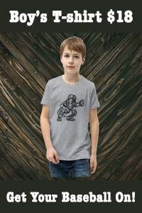 Boy's baseball t-shirts MyShopConnected.com