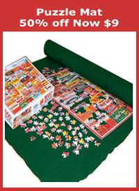 Cooperstown Puzzle Mat Sale