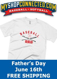 Apparel and Gifts for baseball and softball fans