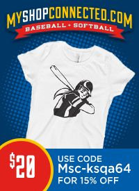 Girls t-shirt batter silhouette