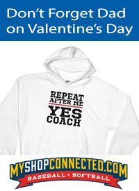 Apparel and gifts for baseball and softball fans.