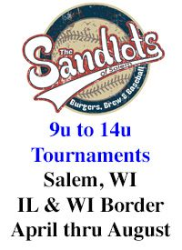 Sandlot Youth Baseball Tournaments
