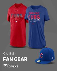 Shop The World's Largest Collection of Officially Licensed Chicago Cubs Gear.