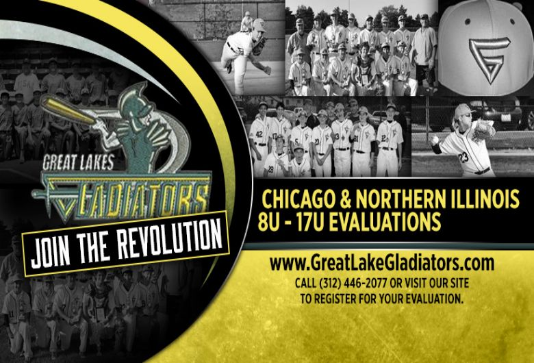 Baseball Tryouts ages 8u to 18u in Northern Chicago