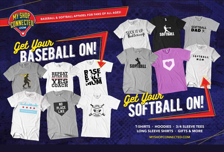 Apparel and gifts for baseball fans of all ages