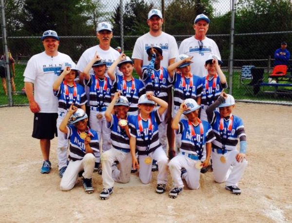 8u Rhino North Gameday USA Deep Dish Classic Champs